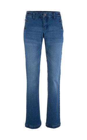 Autentické strečové džínsy, BOOTCUT bonprix