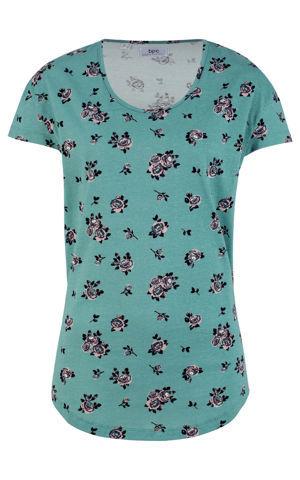 Bavlnené tričko s potlačou bonprix