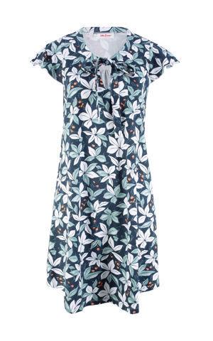 Bavlnené úpletové tričko, potlačené bonprix