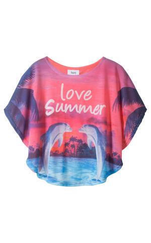 Beach tričko bonprix
