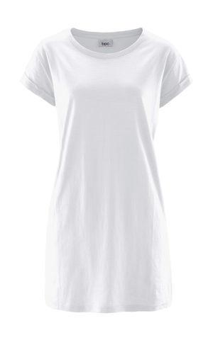 Boxy dlhé tričko, krátky rukáv bonprix