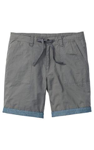Dlhé šortky zo štruktúrového materiálu Regular Fit bonprix