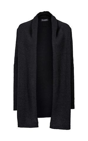 Dlhý pletený sveter bonprix