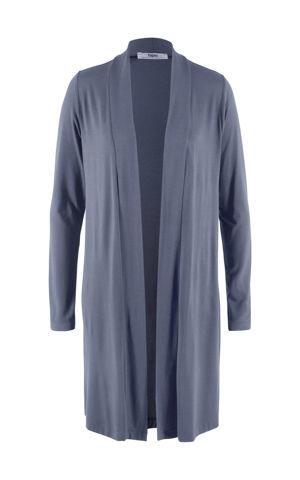 Dlhý úpletový sveter bonprix