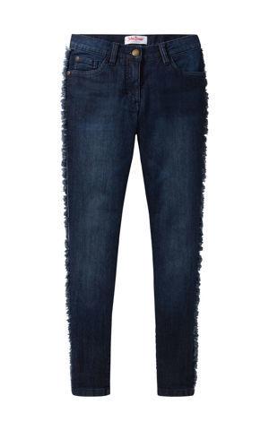 Džínsy so strapcami bonprix