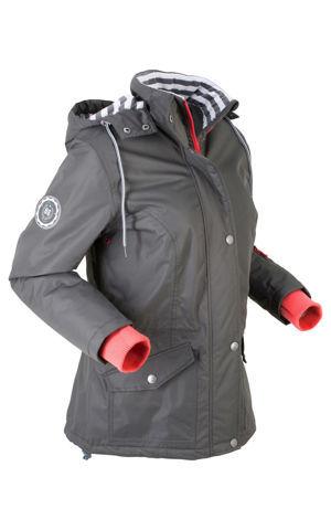 Funkčná bunda, outdoor s džersejovou podšívkou bonprix