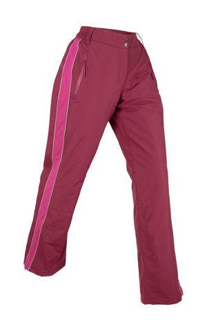 Funkčné termo nohavice, vatované, dlhé bonprix