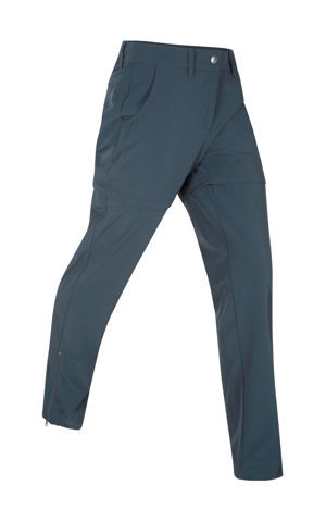 Funkčné trekingové nohavice Zip Off, dlhé bonprix