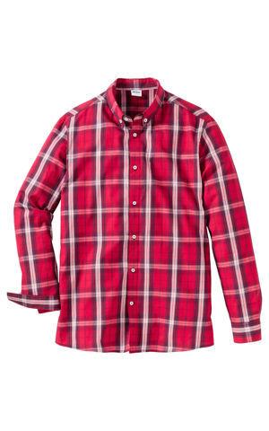 Károvaná košeľa Regular Fit bonprix