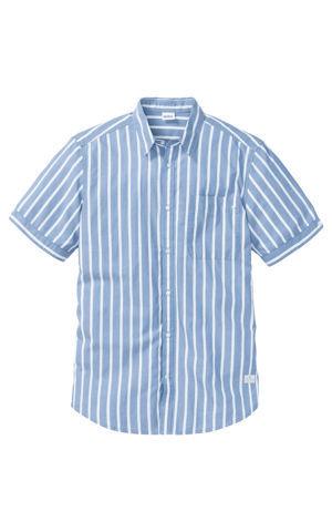 Košeľa, krátky rukáv bonprix