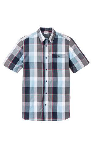 Košeľa s krátkym rukávom Regular Fit bonprix
