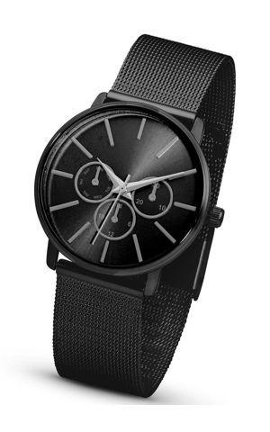 Kovové náramkové hodinky bonprix