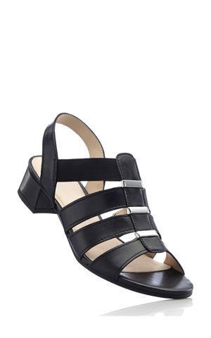 Kožené sandále G šírka bonprix