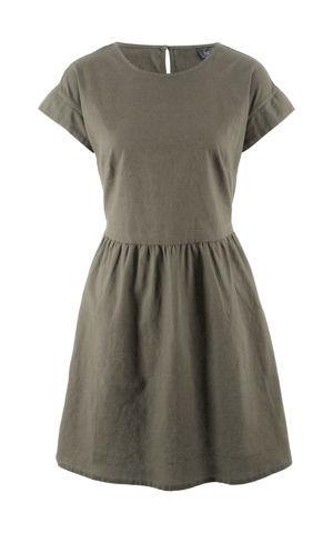 Ľanové šaty bonprix