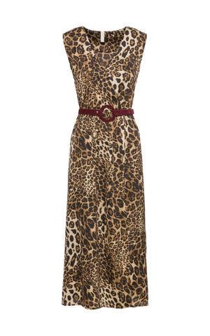 Leopardie šaty bonprix