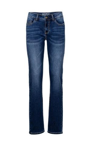 Multi-strečové džínsy, rovné bonprix