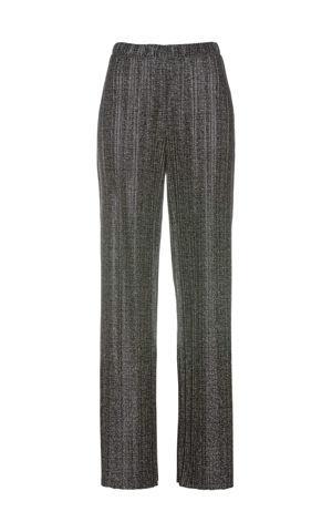 Nohavice v lesklom vzhľade bonprix