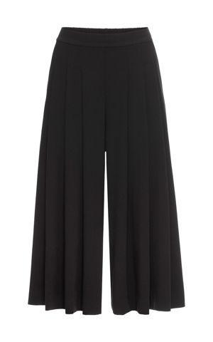 Nohavicová sukňa bonprix