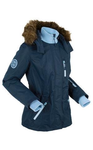 Outdoorová bunda s mäkkou podšívkou, vatovaná bonprix