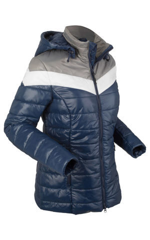 Outdoorová prešívaná bunda bonprix
