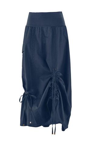 Plátená sukňa bonprix