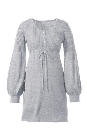 Pletené šaty bonprix