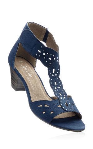 Pohodlné sandále bonprix