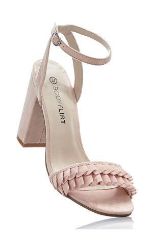 Sandále s volánmi bonprix