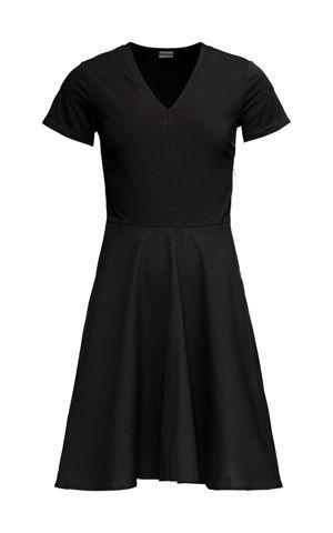 Šaty z materiálového mixu bonprix