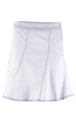Strečová džínsová sukňa bonprix