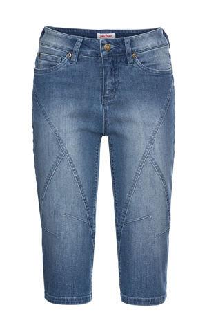 Strečové džínsové bermudy bonprix