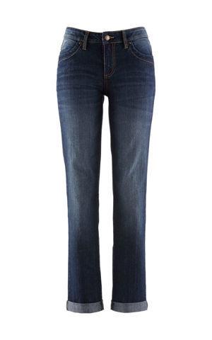 Strečové džínsy STRAIGHT bonprix