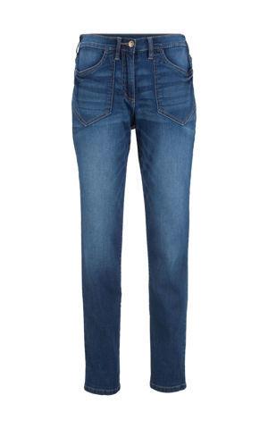 """Strečové džínsy """"vysoko strihané"""" bonprix"""