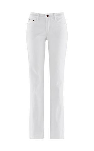 """Strečové džínsy """"zoštíhľujúce"""", rovné bonprix"""
