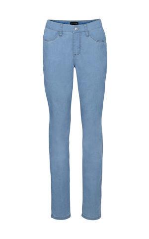 Super strečové džínsy z ľahkého materiálu bonprix