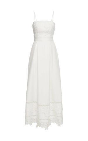 Svadobné šaty s čipkou bonprix