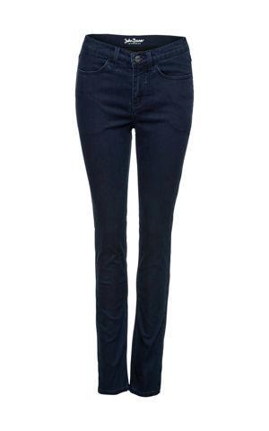 Termo strečové džínsy, SLIM bonprix