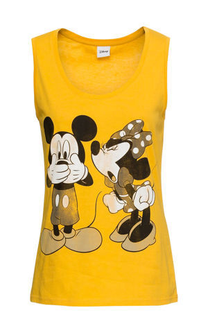 Top, Mickey Mouse potlač bonprix
