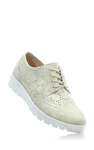 Topánky na šnurovanie bonprix