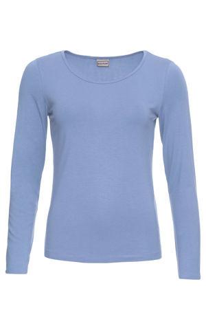 Tričko s dlhým rukávom bonprix