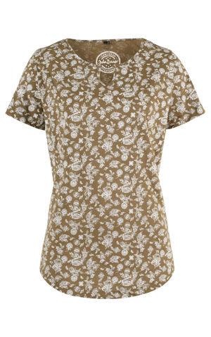 Tričko s potlačou, krátky rukáv bonprix