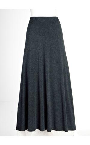 Úpletová sukňa bonprix