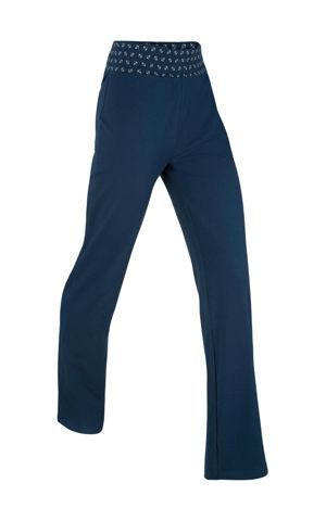 Úpletové nohavice, dlhé, level 1 bonprix