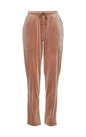 Zamatové nohavice bonprix